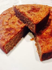Flourless Hazlenut cake